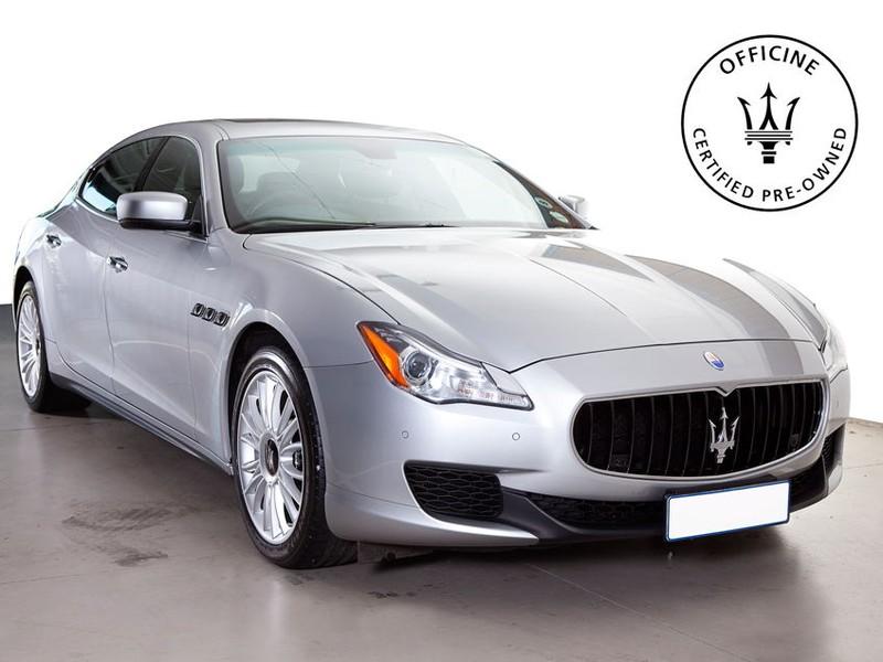 2017 Maserati Quattroporte Quattroporte S Gauteng_0
