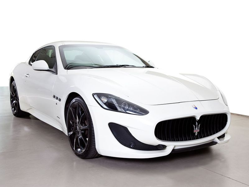 2012 Maserati Granturismo S  Gauteng_0