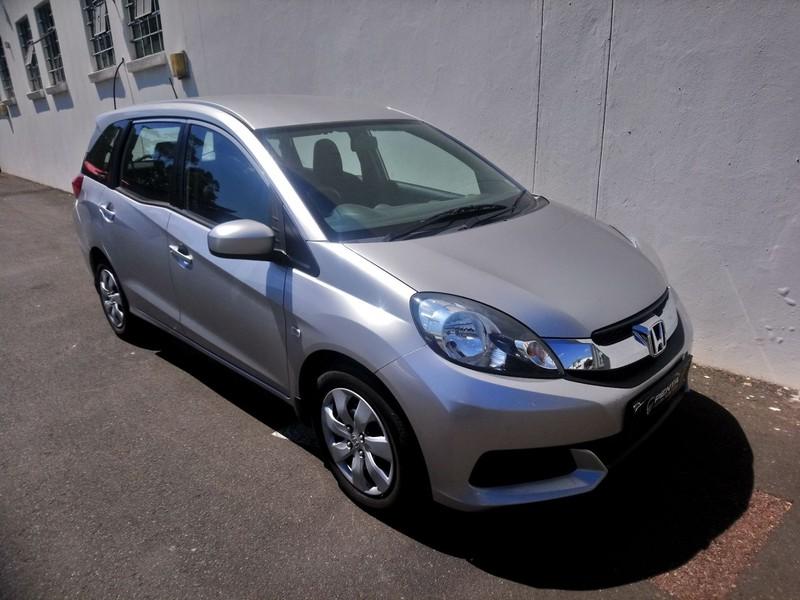 Used Honda Mobilio Mobilio 1 5 Comfort 7 Seater For Sale In Gauteng