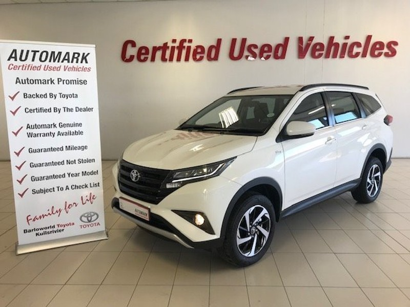 2019 Toyota Rush 1.5 Auto Western Cape Kuils River_0