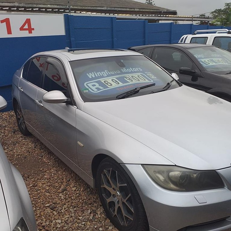 2005 Bmw For Sale: Used BMW 3 Series 330i A/t (e90) For Sale In Western Cape