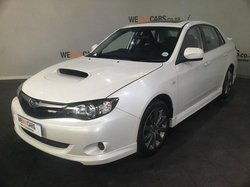 2010 Subaru Impreza 2.5 Wrx  Western Cape Cape Town_0