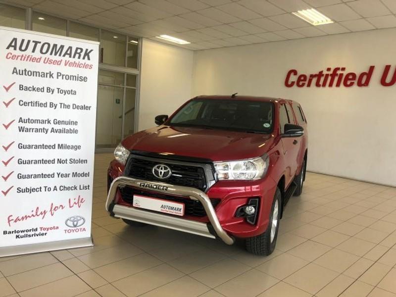 2018 Toyota Hilux 2.4 GD-6 RB SRX PU ECAB Western Cape Kuils River_0