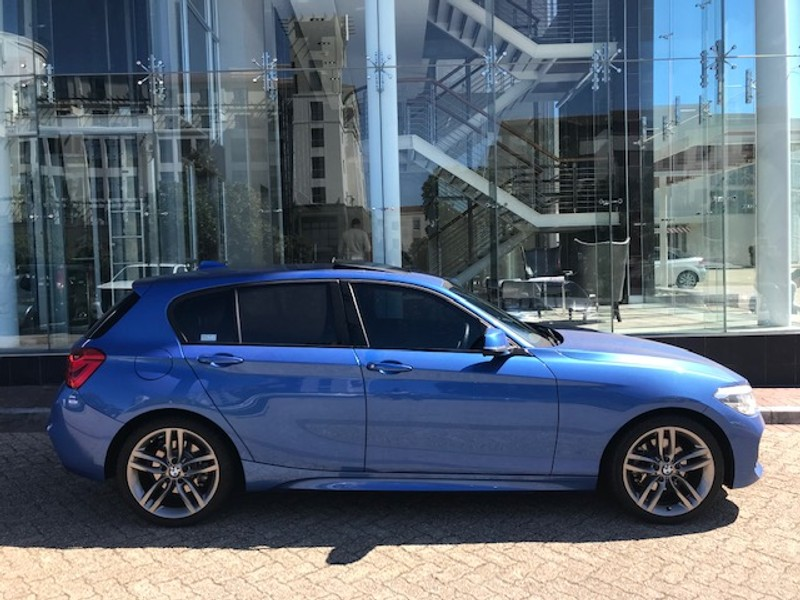 used bmw 1 series 120i m sport 5 door auto for sale in. Black Bedroom Furniture Sets. Home Design Ideas