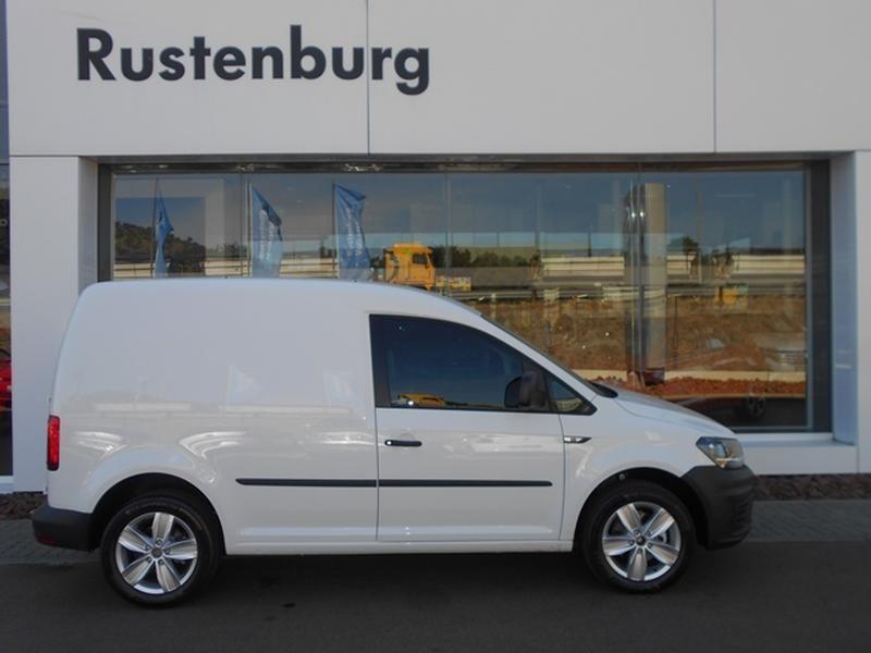 2019 Volkswagen Caddy 2.0TDi 81KW FC PV North West Province Rustenburg_0