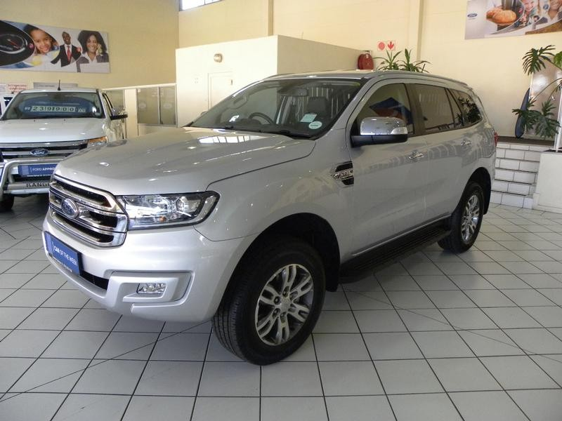 2019 Ford Everest 3.2 XLT 4X4 Auto Gauteng Springs_0