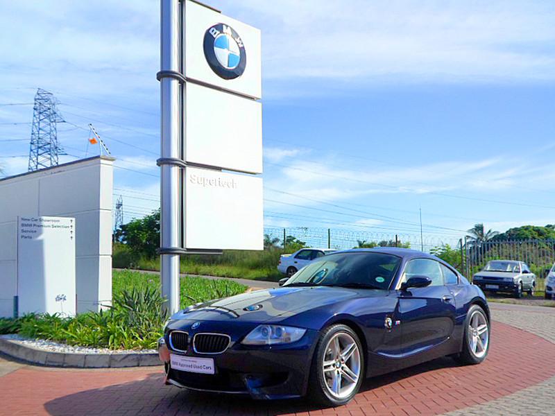 2009 BMW Z4 M Coupe  Kwazulu Natal Durban_0