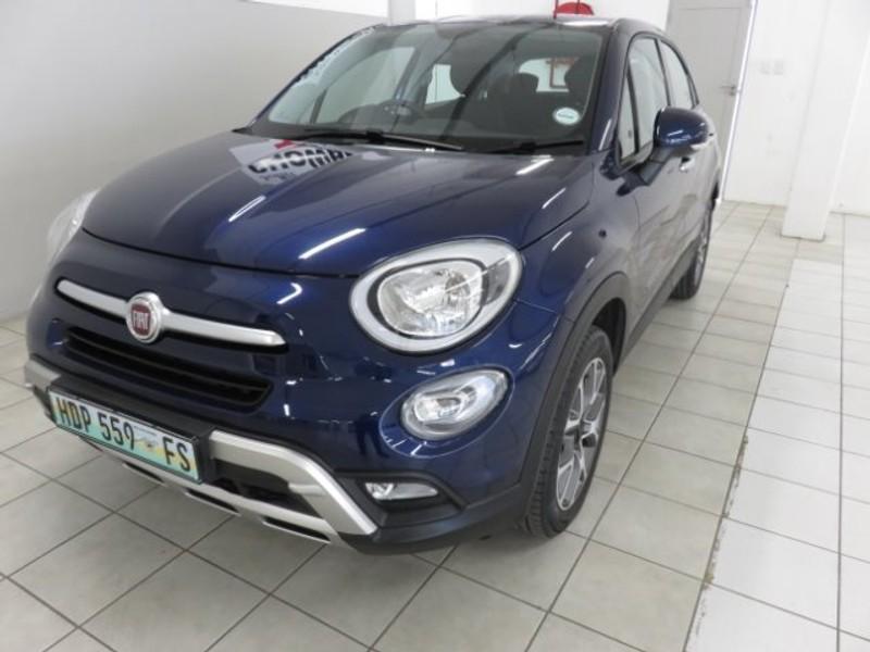 2018 Fiat 500X 1.4T Cross DDCT Free State Bloemfontein_0
