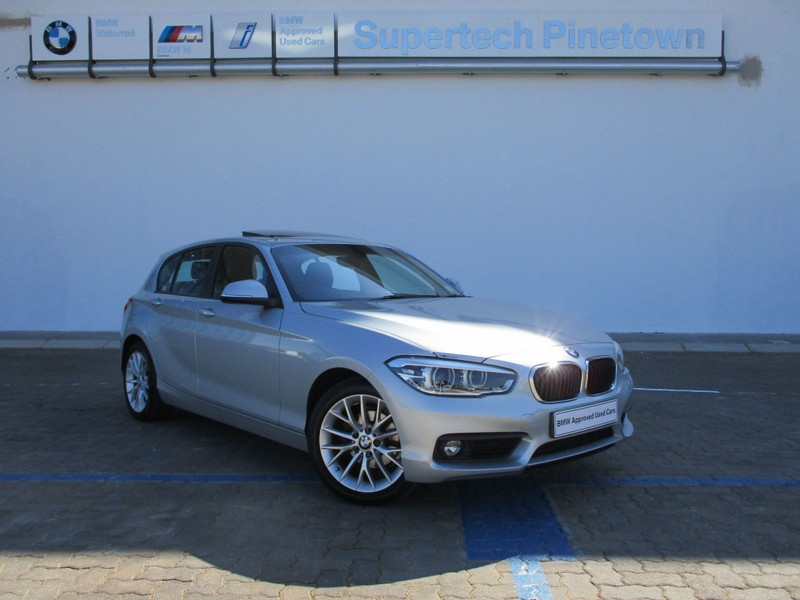 2018 BMW 1 Series 118I 5DR AT Kwazulu Natal Pinetown_0