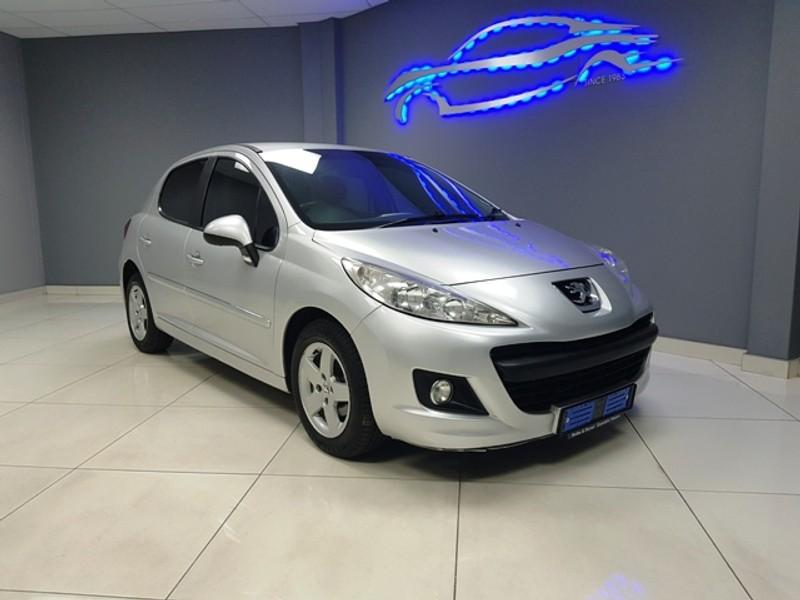2011 Peugeot 207 1.4 Vvt Active  Gauteng Vereeniging_0