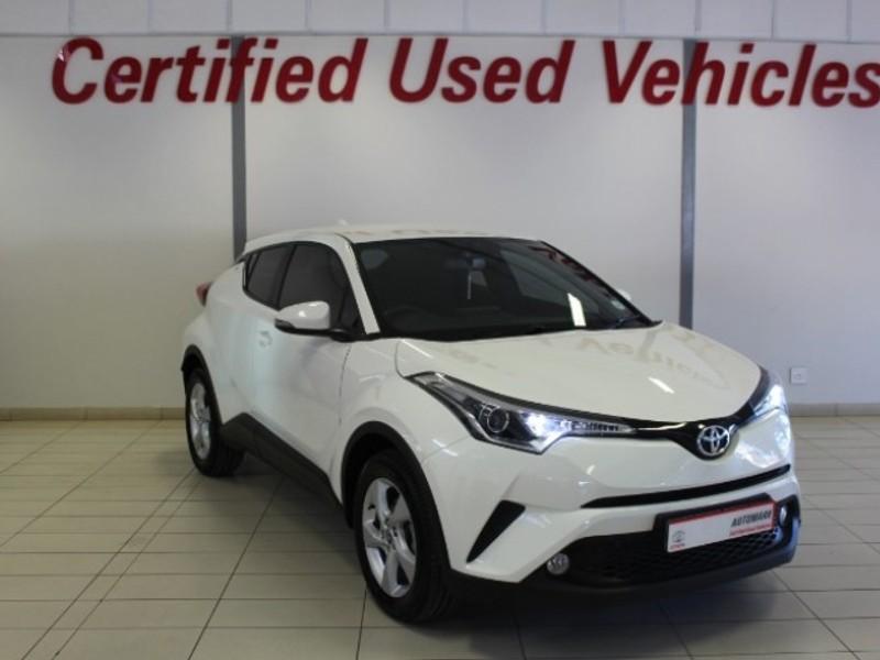 2018 Toyota C-HR 1.2T Plus Western Cape Stellenbosch_0