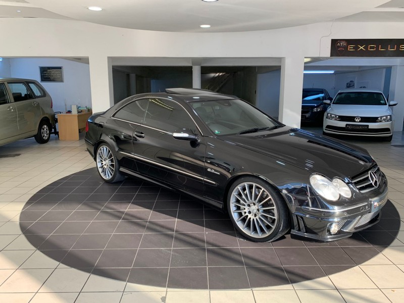 Used Mercedes Benz Clk Class Clk 63 Amg Coupe For Sale In Gauteng