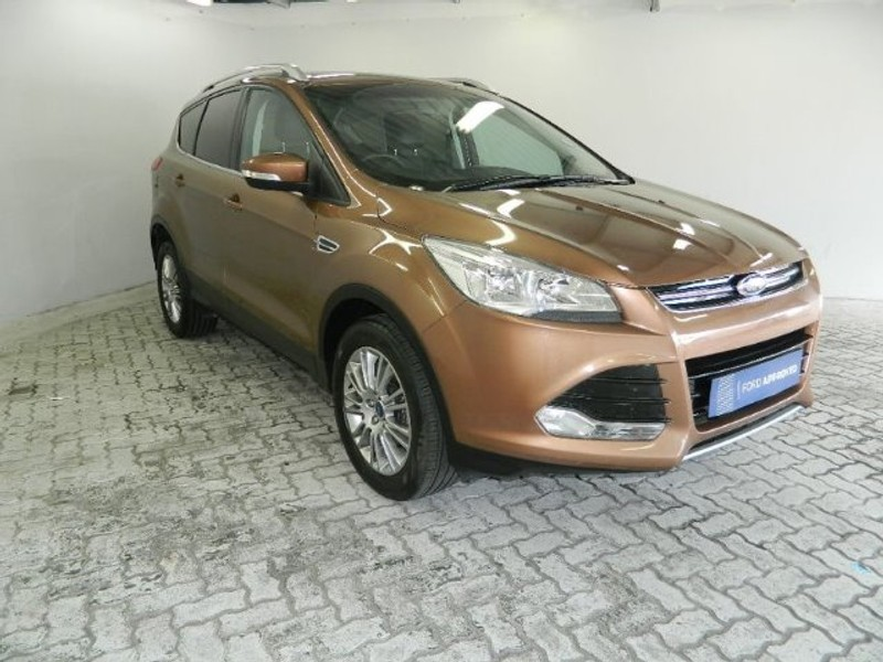 used ford kuga 1 6 ecoboost trend for sale in western cape