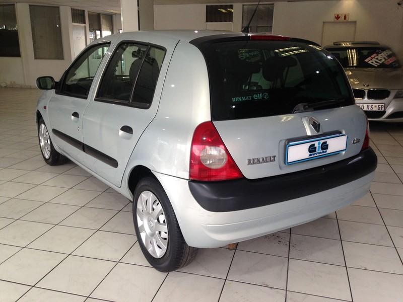W superbly Used Renault Clio 1.4 16V Alize for sale in Gauteng - Cars.co.za NE96