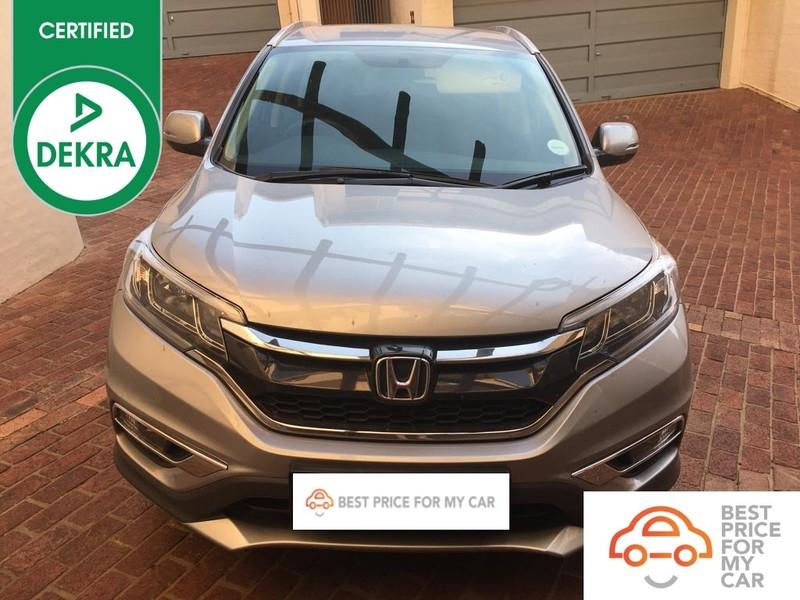 2017 Honda CR-V 2.0 Comfort Gauteng Pretoria_0