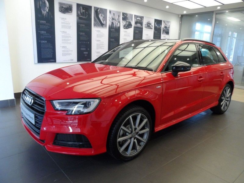 Used Audi A3 Sportback 20 Tfsi Stronic For Sale In Kwazulu Natal