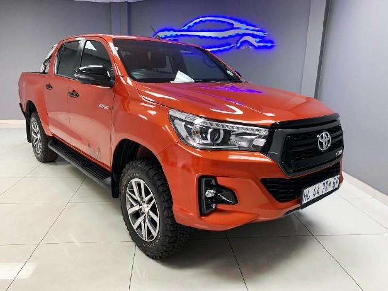2018 Toyota Hilux 2.8 GD-6 RB Auto Raider Double Cab Bakkie Gauteng Vereeniging_0