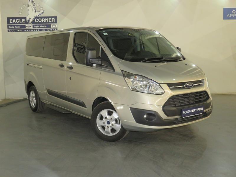 2017 Ford Tourneo 2.2D Trend LWB 92KW Gauteng Sandton_0
