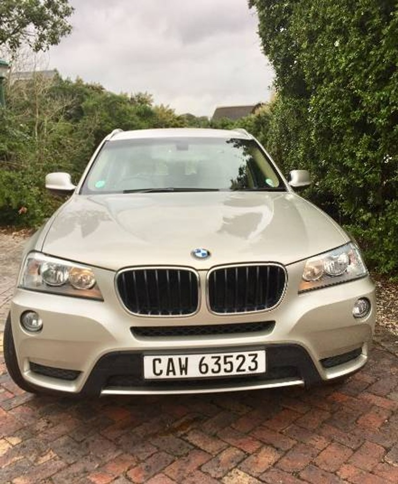 Used BMW X3 Xdrive20d A/t For Sale In Western Cape