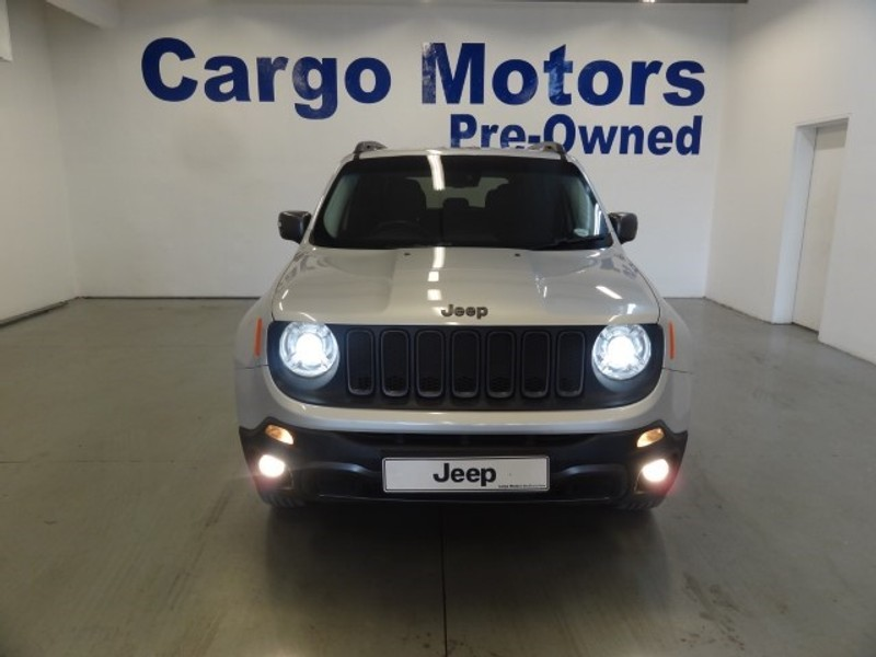 Used Jeep Renegade 2.4 Trailhawk Auto for sale in Gauteng ...