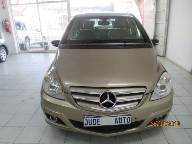 Used Mercedes Benz B Class B 170 For Sale In Gauteng Carscoza