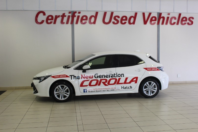 Used Toyota Corolla 1 2t Xr Cvt 5 Door For Sale In Western