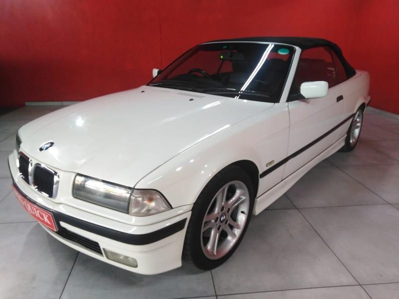 1999 BMW 3 Series 328i Convertible At e36  Gauteng Pretoria_0