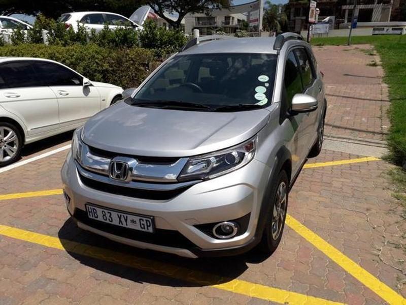 Used Honda Br V 15 Elegance Cvt For Sale In Gauteng Carscoza