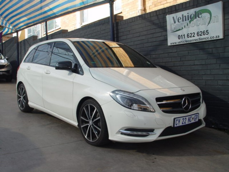 Used Mercedes Benz B Class B 180 Be At For Sale In Gauteng Cars