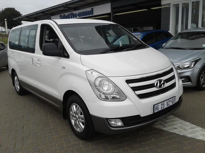 2018 Hyundai H1 Gls 2.4 Cvvt Wagon  Gauteng Roodepoort_0