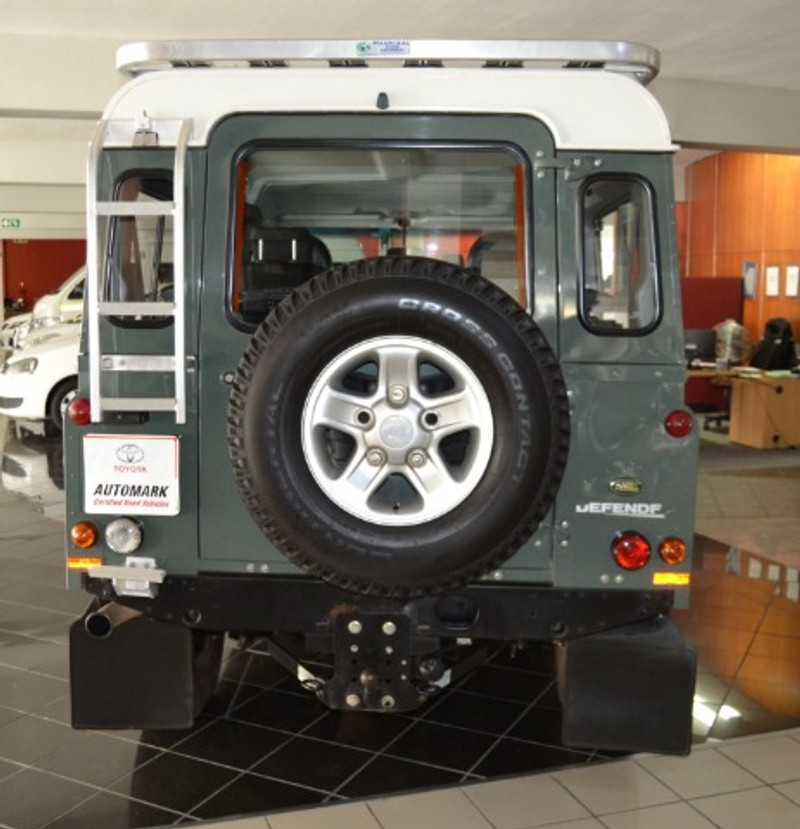 Used Land Rover Defender Puma 110 Sw For Sale In Western