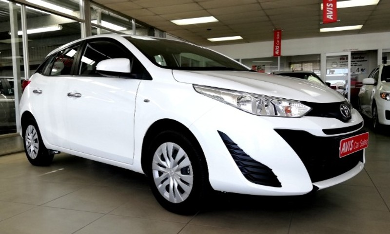 2018 Toyota Yaris 1.5 Xi 5-Door Western Cape Strand_0