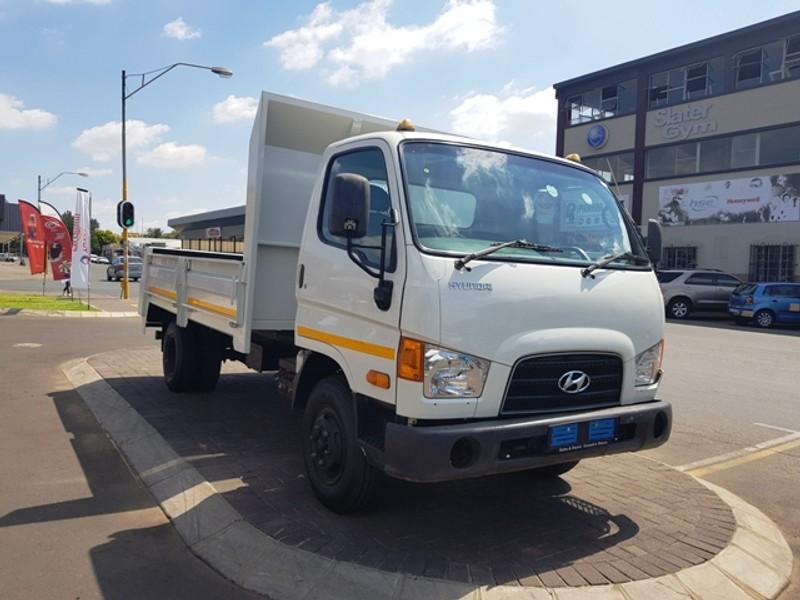 2016 Hyundai Mighty HD72 TIP CC Gauteng Vereeniging_0