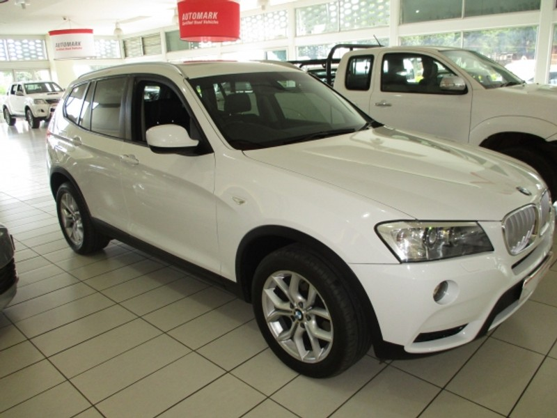 2011 BMW X3 Xdrive 3.0d At  Kwazulu Natal Vryheid_0