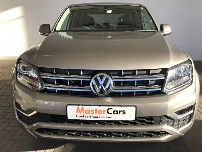 2019 Volkswagen Amarok 2.0 BiTDi Highline 132kW 4Motion Auto Double Cab B Northern Cape Kimberley_0