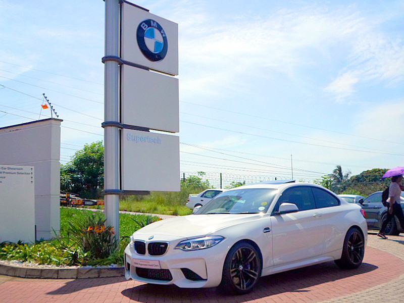 2018 BMW M2 M2 Coupe M-DCT Kwazulu Natal Durban_0