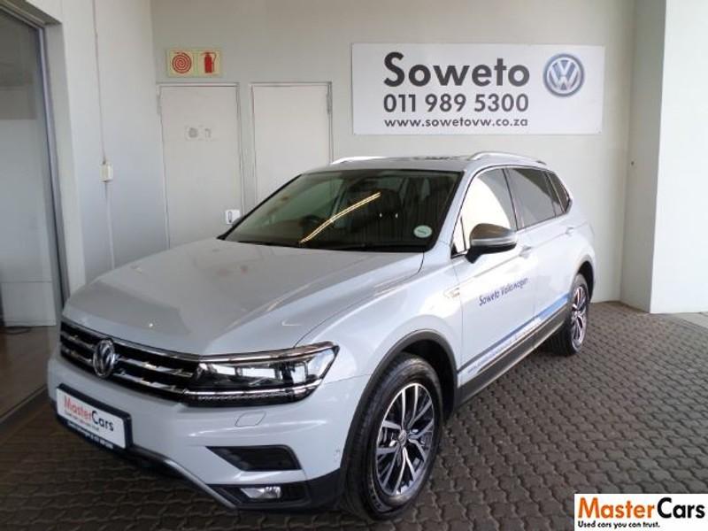 2019 Volkswagen Tiguan Allspace 2.0 TDI Comfortline 4MOT DSG Gauteng Soweto_0