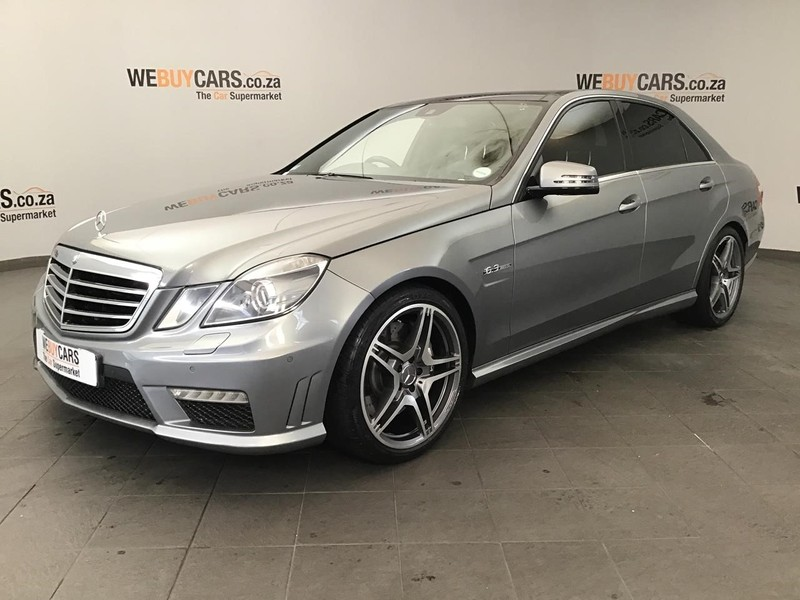 Used Mercedes Benz E Class E 63 Amg For Sale In Gauteng Cars Co Za