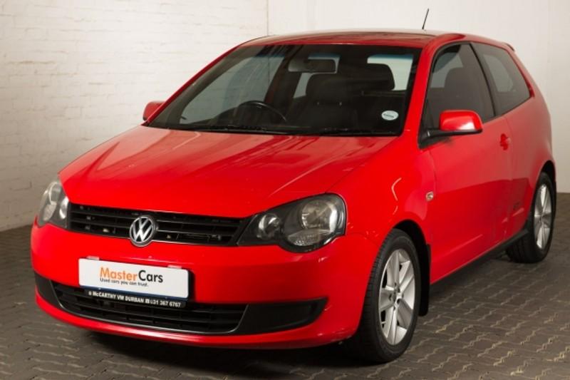2013 Volkswagen Polo Vivo 1.6 Gt 3dr Gauteng Heidelberg_0