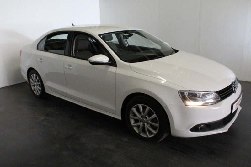 2012 Volkswagen Jetta Vi 1.4 Tsi Comfortline  Eastern Cape East London_0