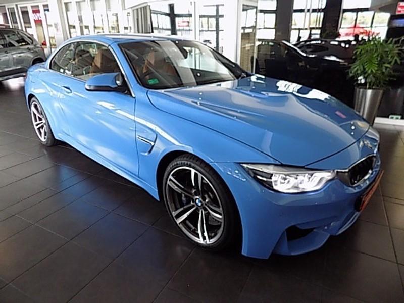 2018 BMW M4 Convertible M-DCT Gauteng Sandton_0