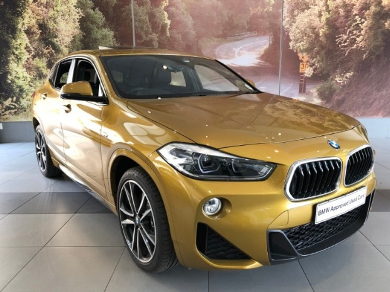 2018 BMW X2 sDRIVE20d M Sport Auto F39 Gauteng Pretoria_0
