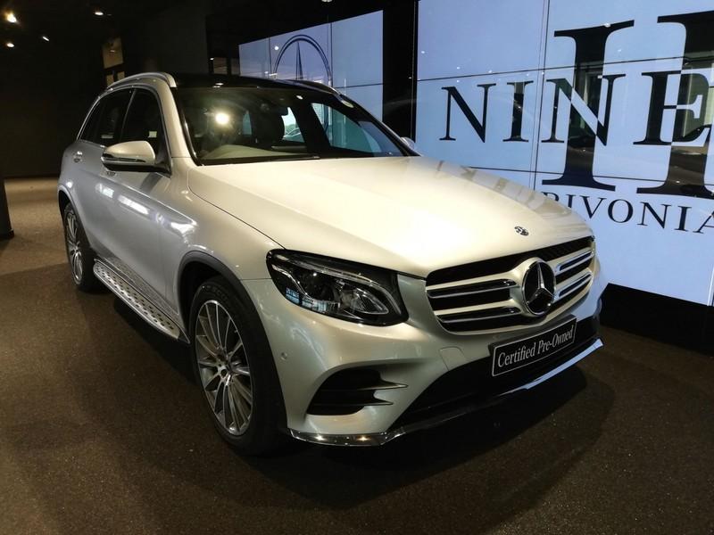 2018 Mercedes-Benz GLC 350d AMG Gauteng Sandton_0