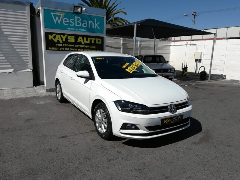 2018 Volkswagen Polo New Shape Western Cape Athlone_0