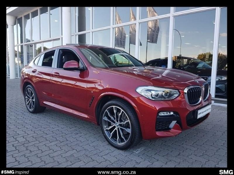 2019 BMW X4 xDRIVE20i M Sport Western Cape Tygervalley_0