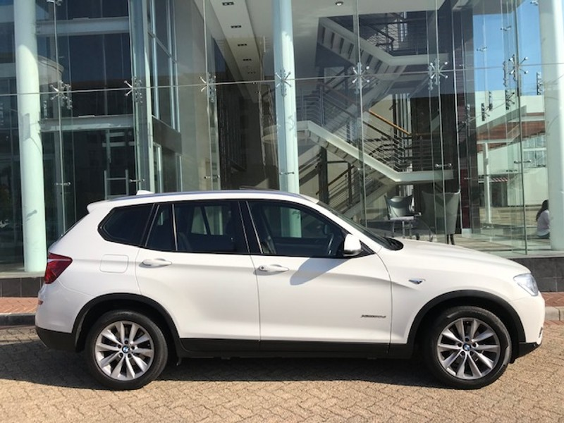 2016 BMW X3 xDRIVE 30d Exclusive Auto Western Cape Cape Town_0