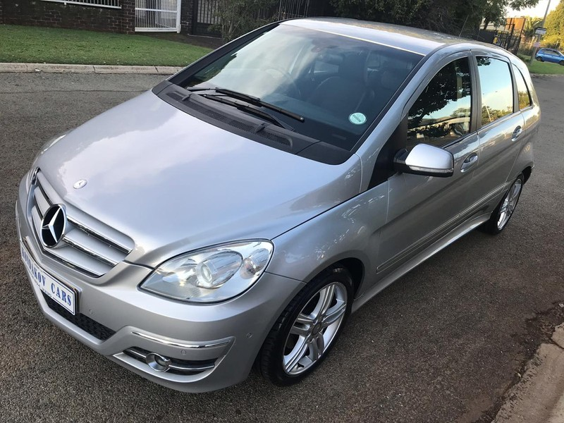 used mercedes benz b class b 200 turbo for sale in gauteng. Black Bedroom Furniture Sets. Home Design Ideas