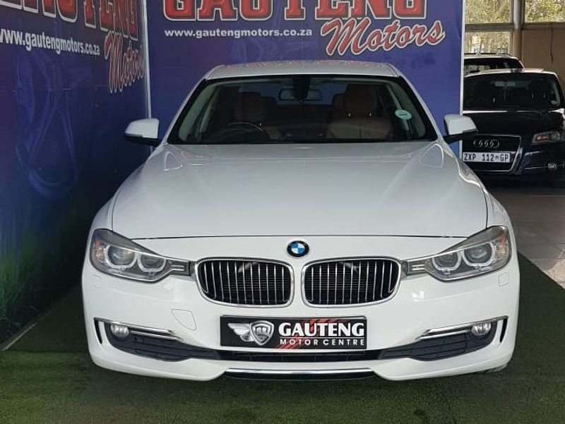Used BMW 3 Series 320d Luxury Line A/t (f30) for sale in