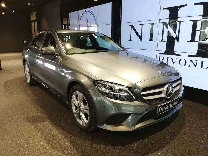 2018 Mercedes-Benz C-Class C220d Auto Gauteng Sandton_0