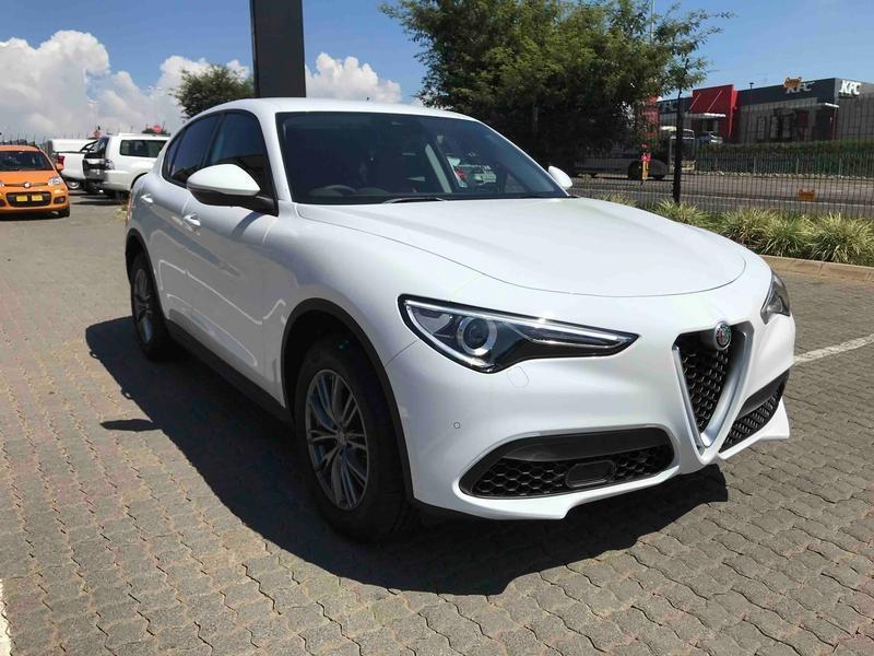 2019 Alfa Romeo Stelvio 2.0T Super Gauteng Midrand_0